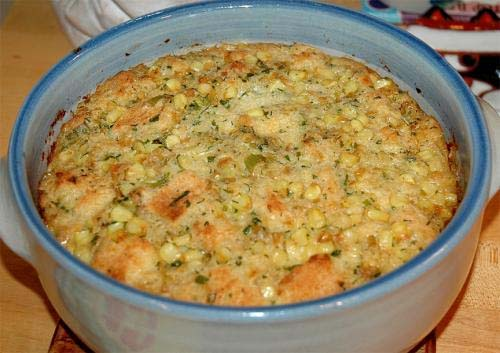 Crab Corn Bake picture