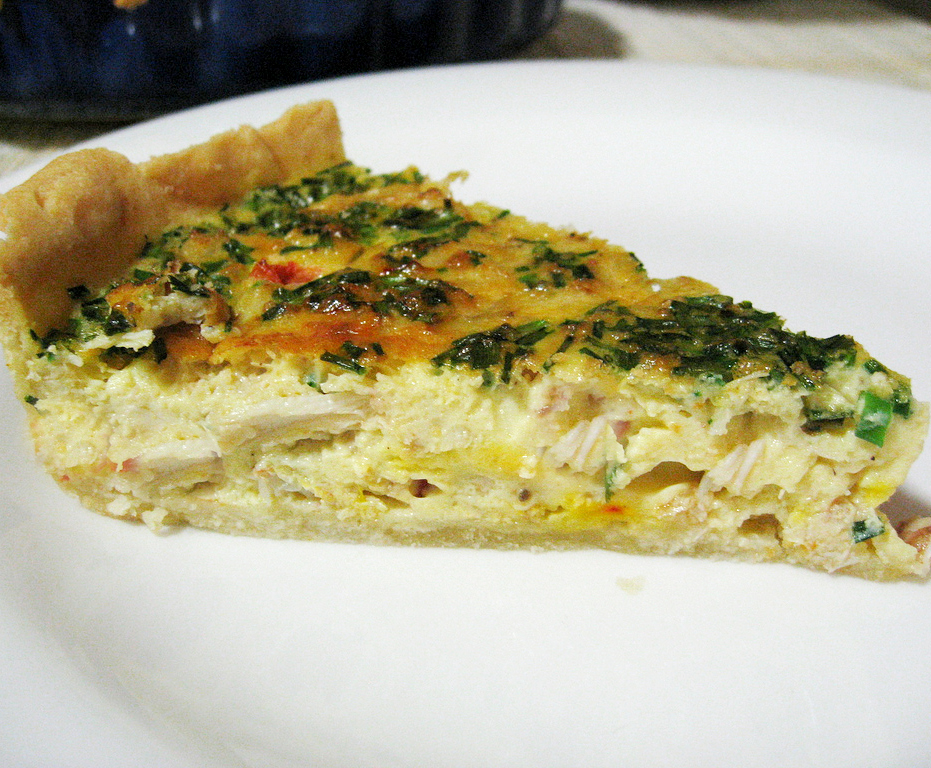Crab Quiches picture