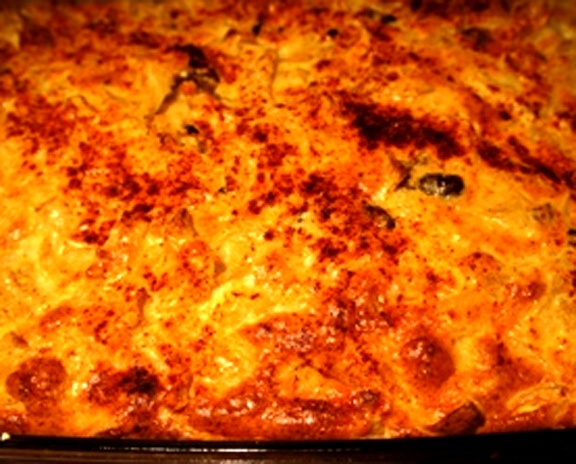 Crab Salad Casserole picture