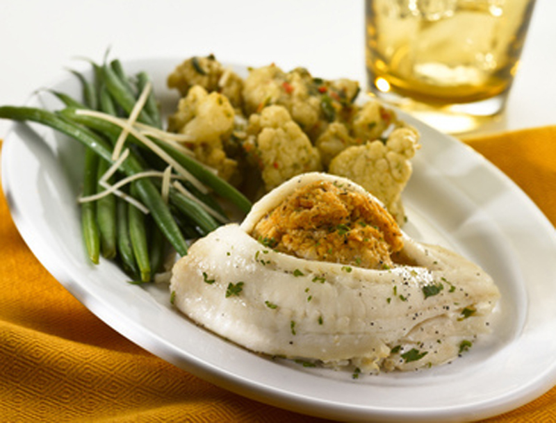 Stuffed Flounder picture