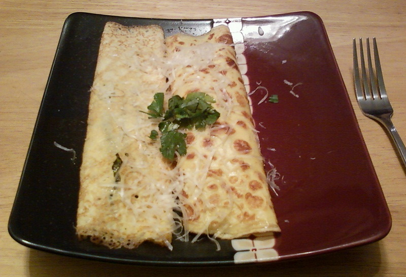 Crabmeat Crepes picture