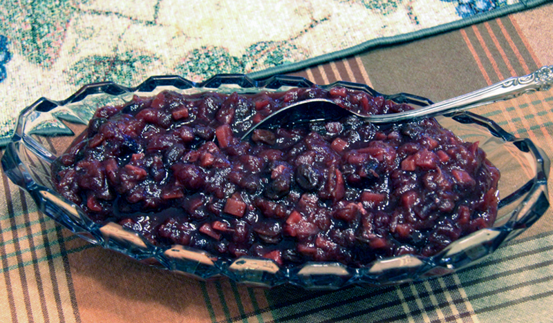 Cranberry Chutney picture