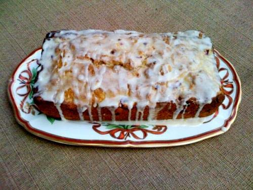 Cranberry Orange Fruit Bread picture