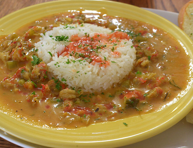 Crawfish Etouffee picture