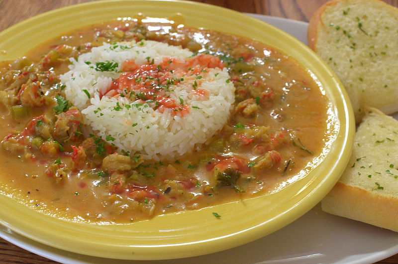 Crayfish Etouffee picture