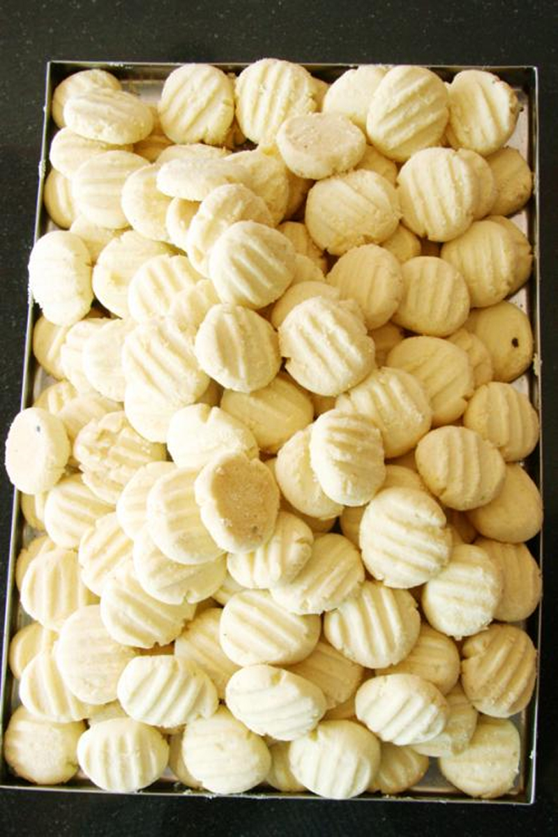 Cream Biscuits picture