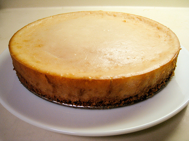 Cream Cheese Cake picture