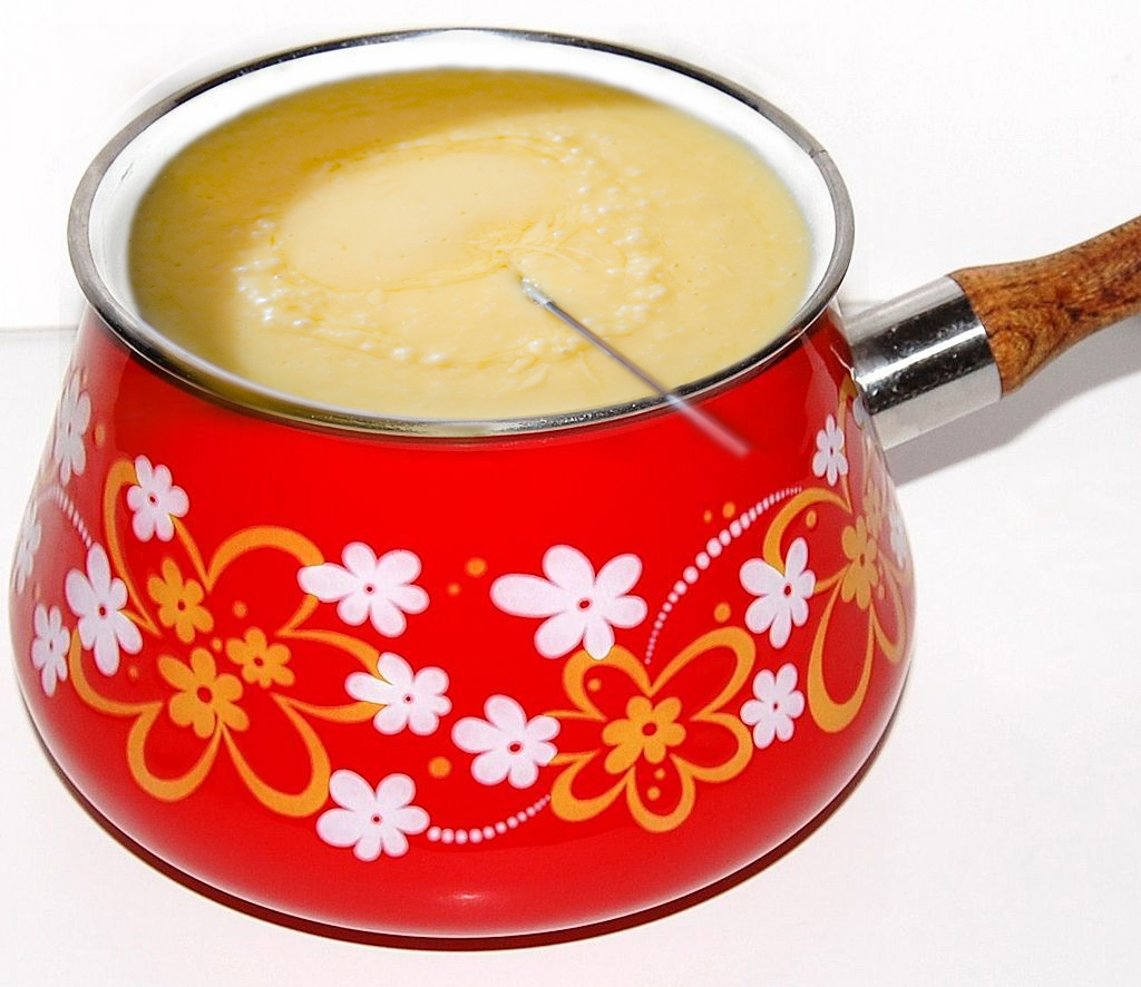 Cream Fondue picture