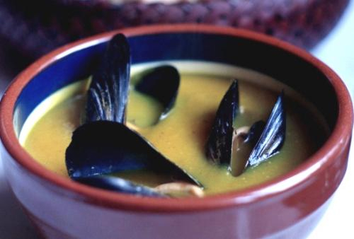 Cream Of Mussel Soup picture