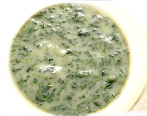 Creamed Spinach picture