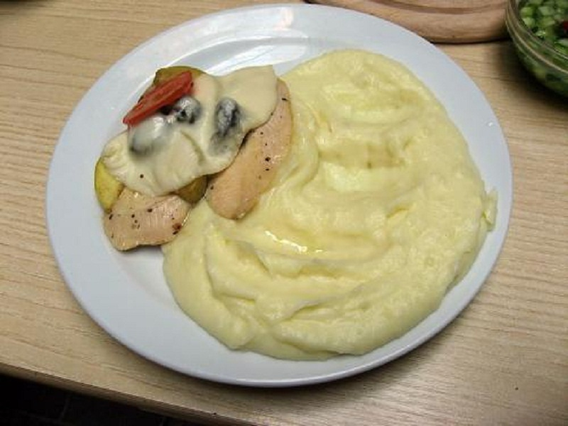 Creamy Mashed Potatoes picture