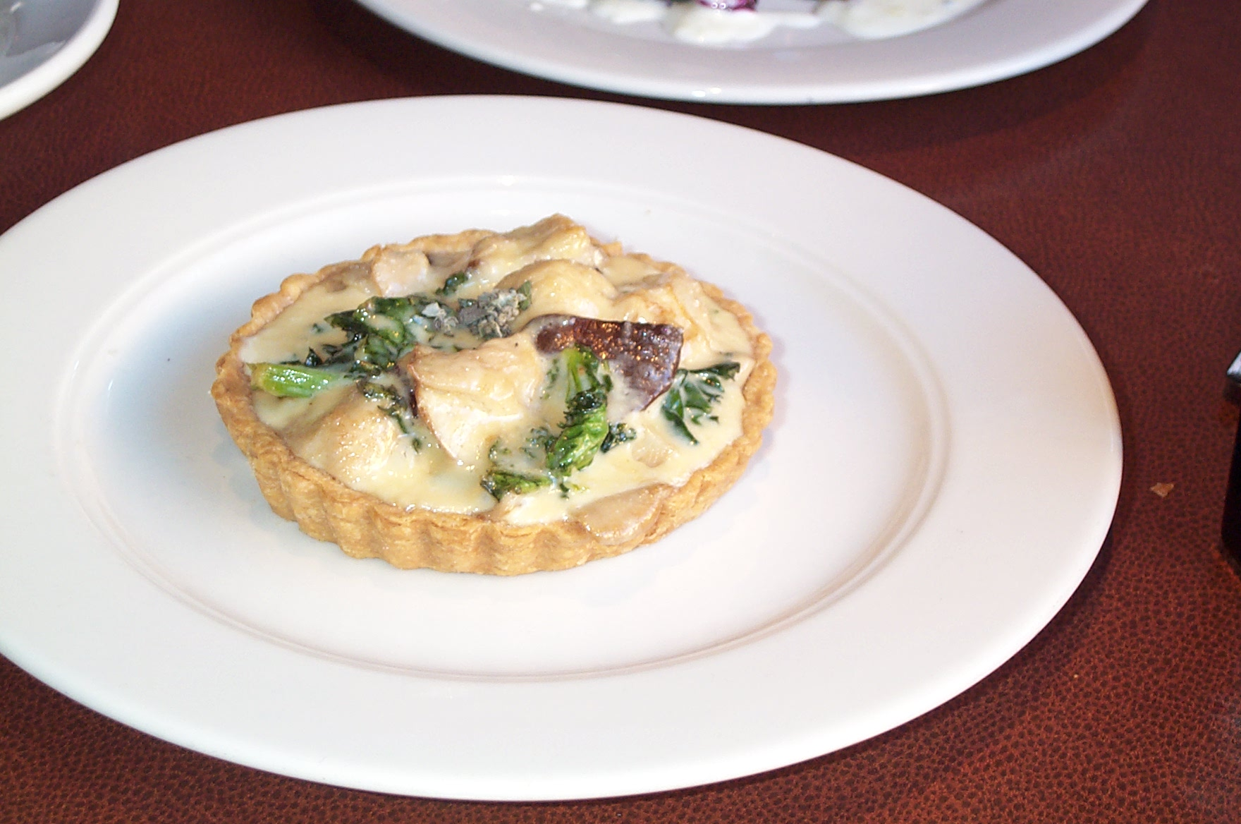 Creamed Sweetbreads In Tart Shells picture