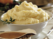 Create your signature mashed potato