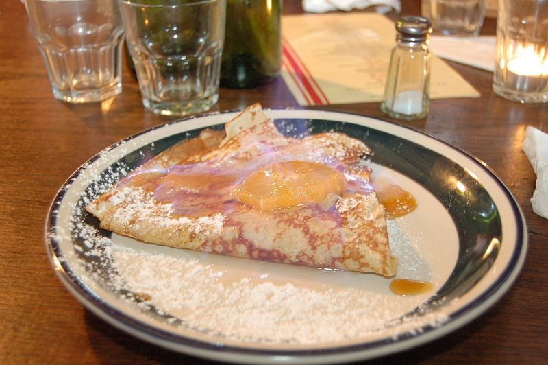 Crepes Suzette picture