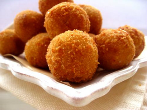 Sweet Potato Crumb Balls picture