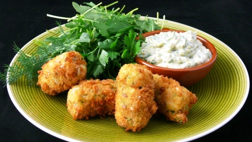 Chicken Croquette picture