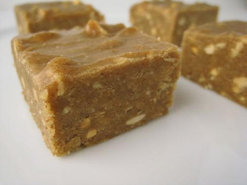 Crunchy Peanut Butter Fudge picture