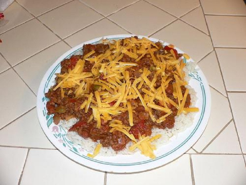 Cuban Black Beans and Rice picture