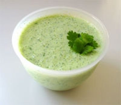 Cucumber Raita picture
