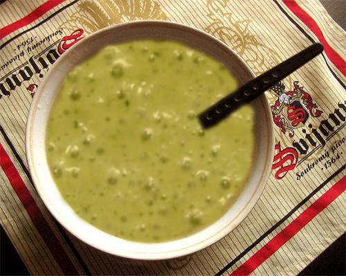 Chilled Cucumber Soup picture