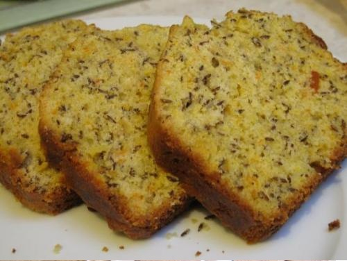 Cumin Quick Bread picture