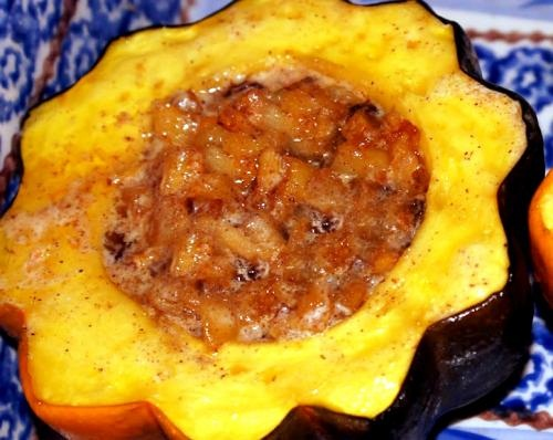 Curried Acorn Squash picture