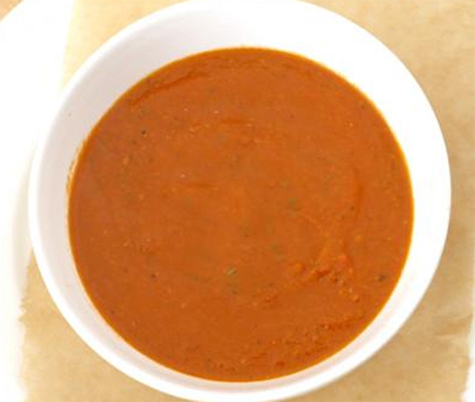 Curried Tomato Soup picture