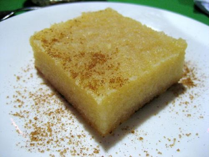 Custard Breakfast Squares picture