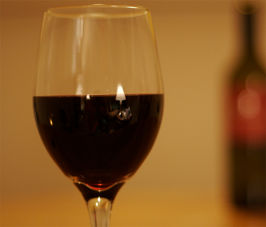 Damson Wine picture