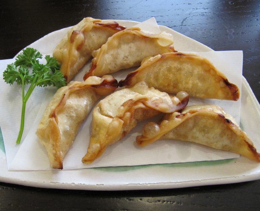 Deep Fried Gyoza picture