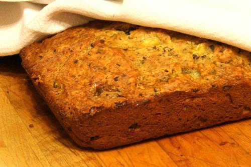 Microwave Boston Brown Bread picture