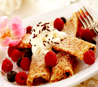 Low Carb Crepes picture