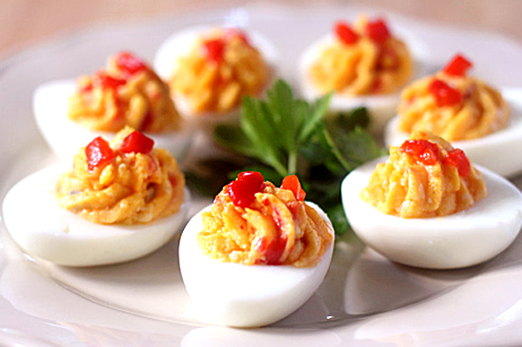 Delicious Deviled Eggs picture