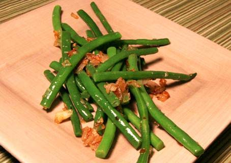 Deviled Green Beans picture