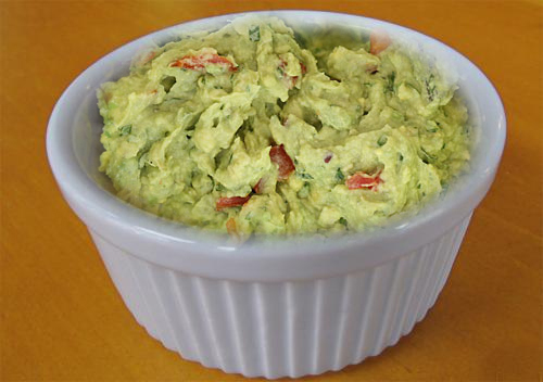 Deviled Guacamole  picture