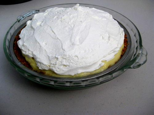Dianna's Banana Cream Pie picture