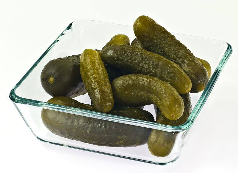 Fresh Pack Dill Pickle picture
