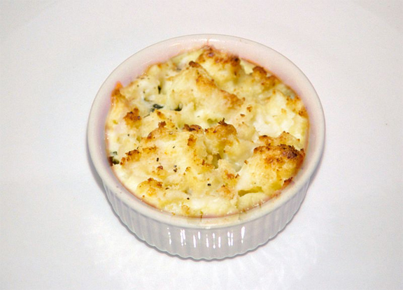 Dilly Cauliflower Au Gratin picture