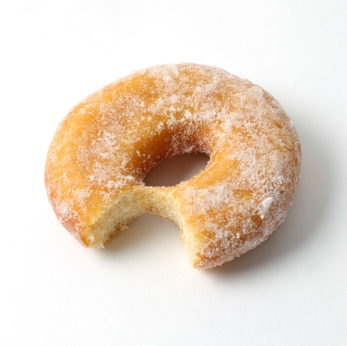 Molasses Doughnuts  picture