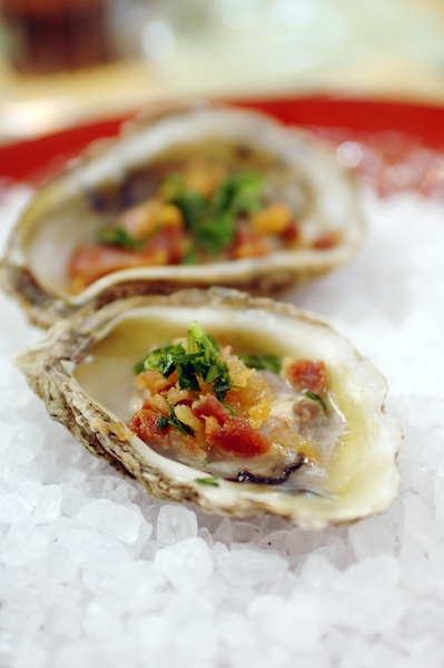 Dressed-Up Oysters picture