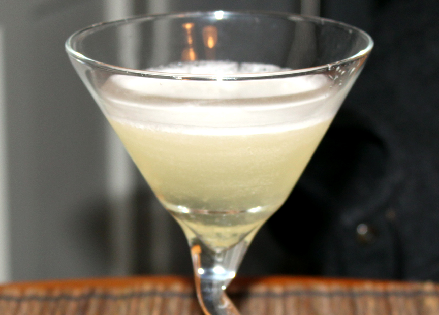 Dry Martini Punch picture