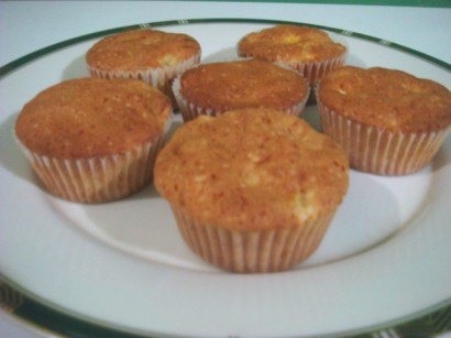 Homemade Mixed Fruit Muffins picture