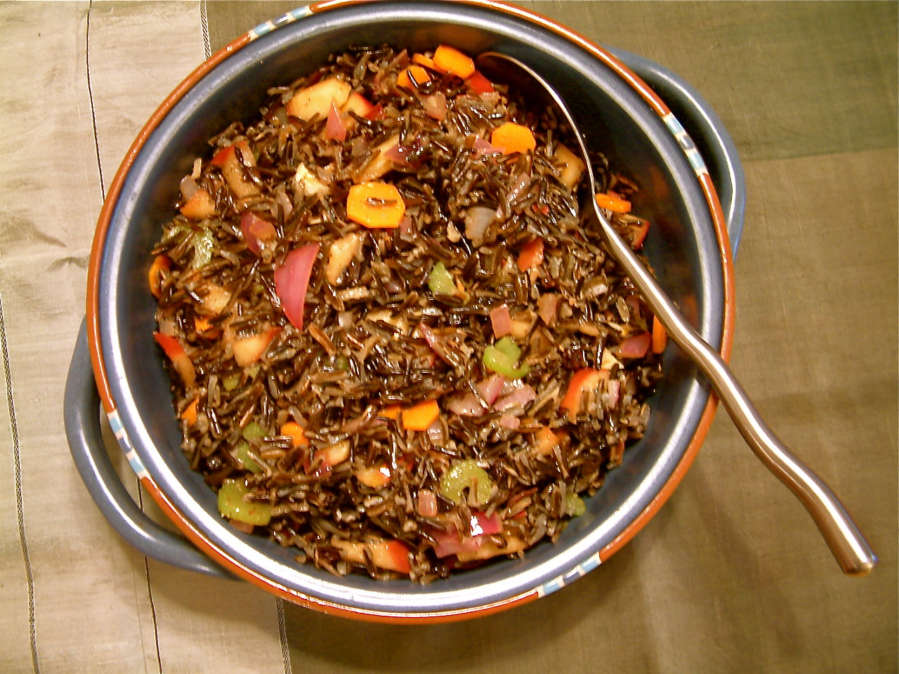 Nutted Wild Rice picture