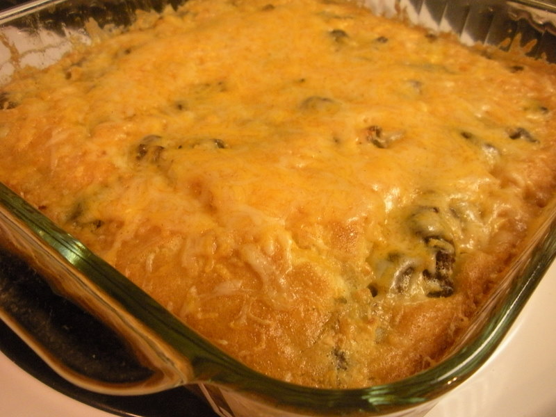 Cheeseburger Bake picture