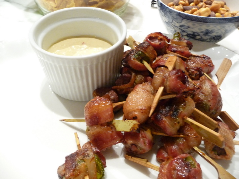 Bacon Rumaki With Water Chestnuts picture