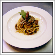 Lemon Tagliarini with Duck Ragu picture