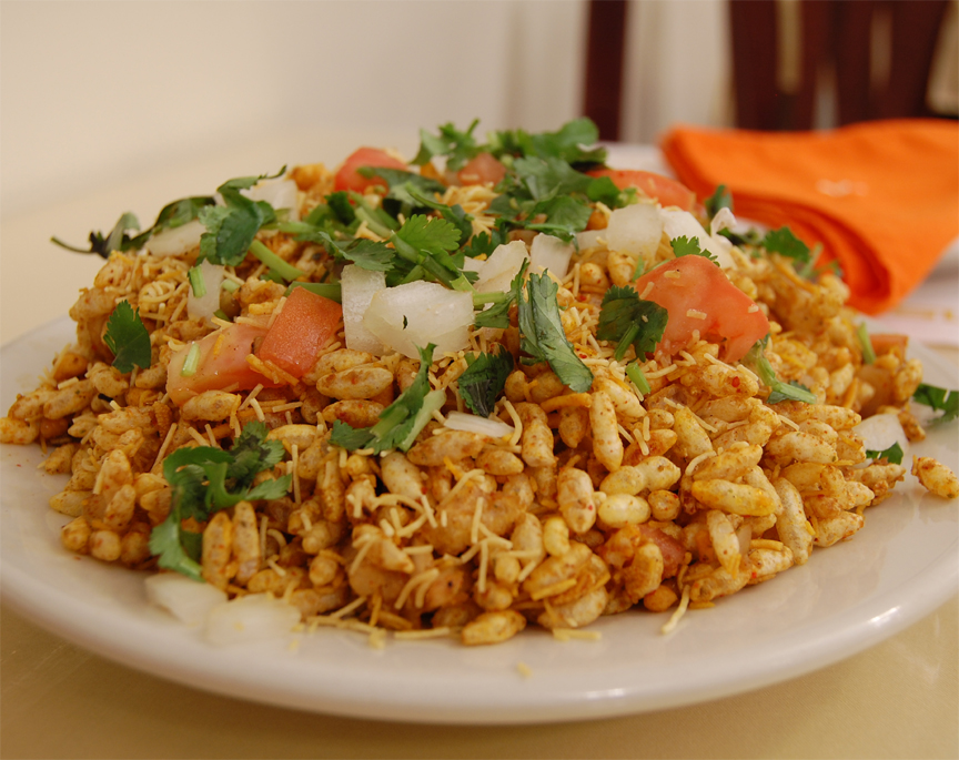Easy And Quick Bhel Poori picture