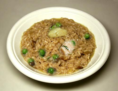 Easy Chicken And Pea Risotto picture