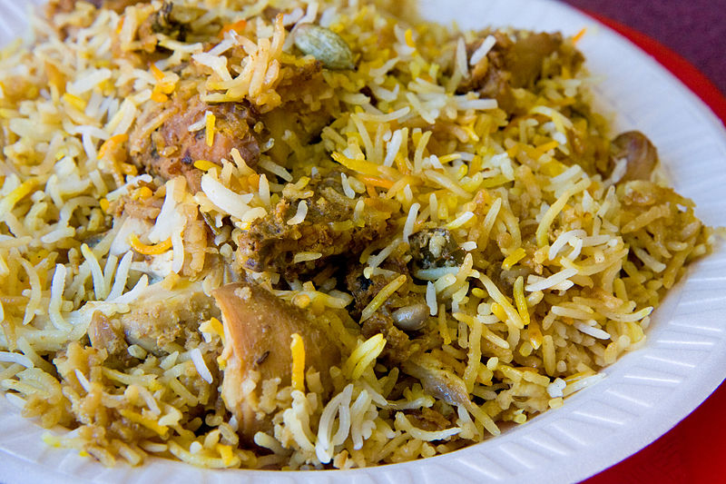 Easy Chicken Biryani picture
