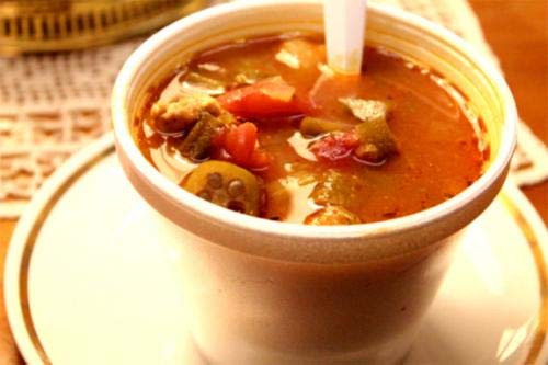 Easy Chicken Gumbo picture